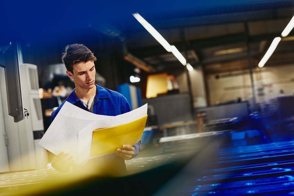 praca tymczasowa, pracownik tymczasowy, try&hire, praca w branży produkcyjnej